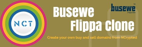 Busewe a Flippa Clone with powerful features by NCrypted | Flippa Clone | Flippa Clone Script | Scoop.it