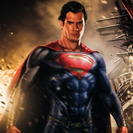 New 'Man of Steel' Footage Galore With Clips And TV Spots - Science Fiction | Urban Fantasy Writing | Scoop.it
