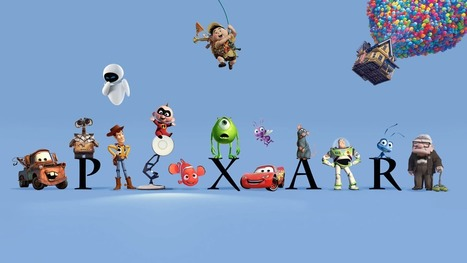 The Pixar Theory: Every Character Lives in the Same Universe | Marketing Insight | Scoop.it