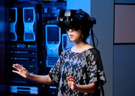 Take a tour of the virtual future at Stanford | E-Learning and Online Teaching | Scoop.it