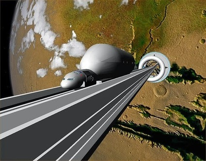 Can we build a lift into space? - ScienceGymnasium | Post-Sapiens, les êtres technologiques | Scoop.it