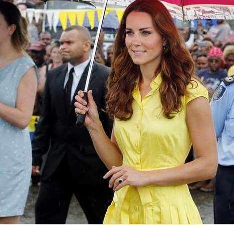 Style profile: Kate Middleton brings her fashion sense to Asian tour ... | Asian Beautiful Girl | Scoop.it