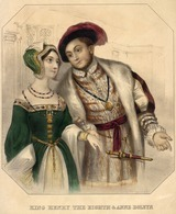 Did Anne Boleyn Really Have Six Fingers on One Hand? | Medieval Women's History | Scoop.it