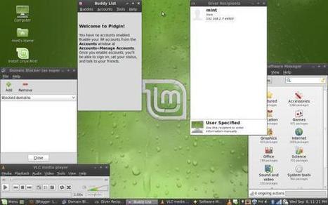 Linux Mint plus populaire qu'Ubuntu ! | | GNU-LINUX | Scoop.it