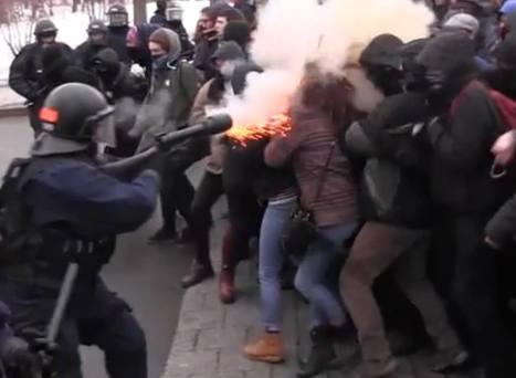 Une manifestation dégénère au Quebec | ACTUALITÉ | Scoop.it