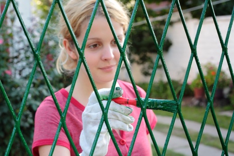 How to Make Your Chain Link Fence Look Attractive | Outoor Fencing | Scoop.it