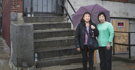 Who Owns Chinatown? One Immigrant Family's Gentrification Fight | Chinese American Now | Scoop.it