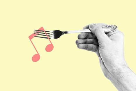 The Weird Connections Between Hearing and Taste | The brain and illusions | Scoop.it