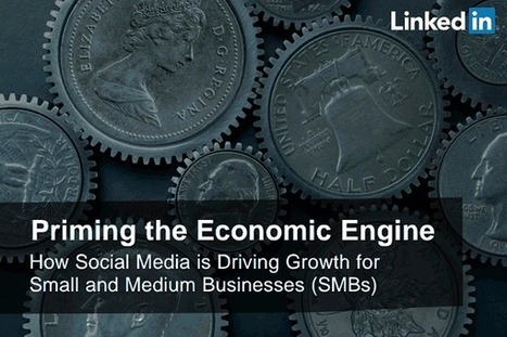 Study: Social Media Driving Hyper-Growth for SMBs - SocialTimes | Social Media in Public Relations | Scoop.it