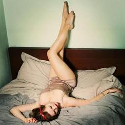 Modern Girls In Vintage Pin Up Poses Gallery 10 | Lingerie Love | Scoop.it