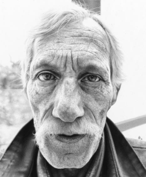 Découvrez des portraits plus vrais que nature de personnes âgées | Seniors | Scoop.it