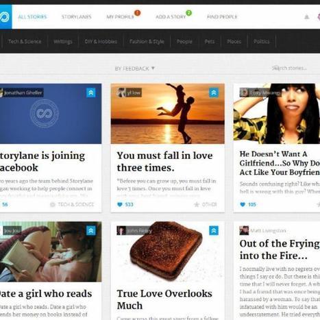 Facebook Acquires Storytelling Site Storylane in Talent Grab | On Social Media | Scoop.it