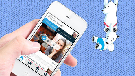 4 Surprising App-Design Principles, From The Instagram Of Quick Quizzes | Family Friendly Apps | Scoop.it
