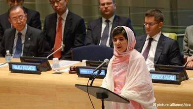 Taliban's criticism of Malala 'reflects a mindset' | Education and the Role of the Media | Scoop.it