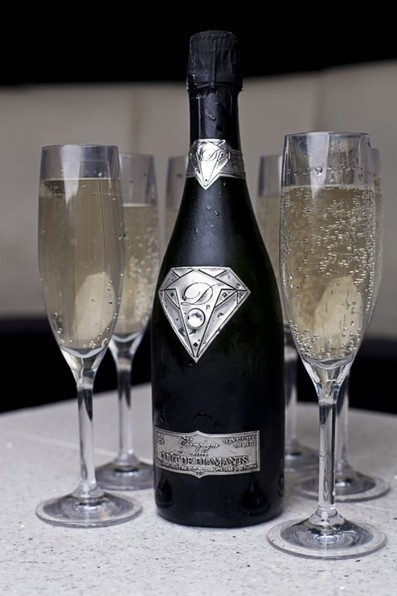 And The Most Expensive Champagne Bottle In The World Is… | BEATIFUL | Scoop.it