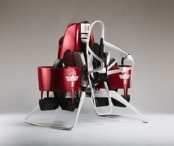 Get ready to soar: A commercial jetpack is scheduled to arrive next year | Technology | Scoop.it