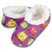 Cosy Owl Slippers   Novelty Slippers   Scoop.it