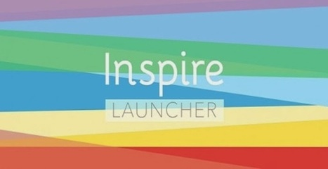 Inspire Launcher 9.1.0 apk   Android Themes   Scoop.it