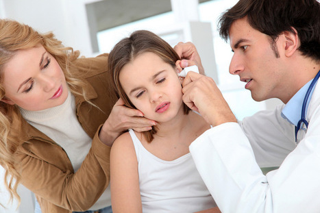 Many Aspects Of A Kid's Ear Infection | Glue ear treatment with otovent | Scoop.it