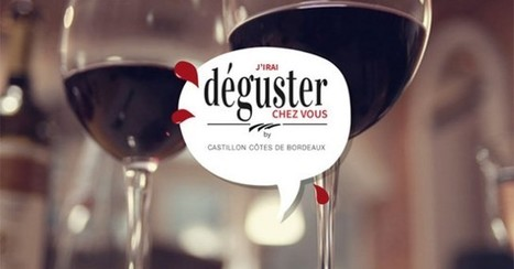 Les vignerons de Castillon viennent déguster chez vous ! | Ben Wine Marketing | Scoop.it