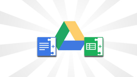 The Best Add-Ons for Google Drive ~ LifeHacker | On education | Scoop.it
