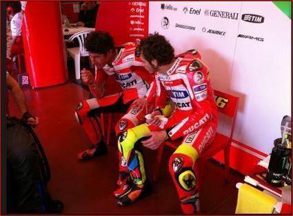 Mugello Test on Twitter | Manziana.motocorse.com | Ductalk Ducati News | Scoop.it
