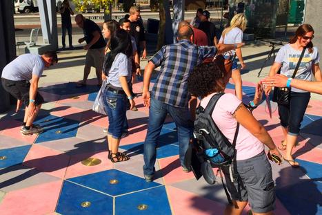 Playin' the Pavement –Daily tous les jours' Mesa Musical Shadows | Aires de jeux | Scoop.it