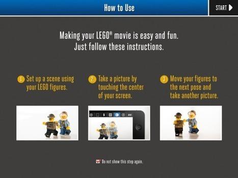 LEGO Movie Maker – Make More Than Just LEGO Movies | iPad ... | Machinimania | Scoop.it