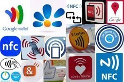 Le casse-tête de la signalisation des services sans contact NFC | mlearn | Scoop.it