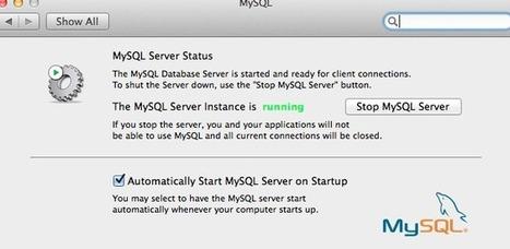Get Apache, MySQL, PHP With mcrypt and phpMyAdmin working on OSX 10.9 Mavericks | Get Apache, MySQL, PHP With mcrypt and phpMyAdmin working on OSX 10.9 Mavericks | Scoop.it