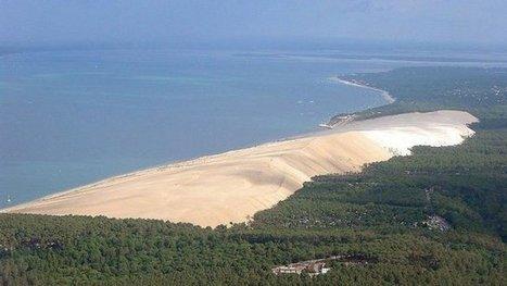 La dune du Pilat mesurée avec une extrême précision - France 3 Aquitaine | Topographie | Scoop.it