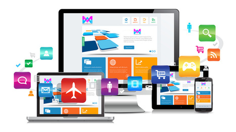 Five Tips to Create the Perfect Mobile Responsive Website - V3B: Marketing and Social Media Agency | Business: Economics, Marketing, Strategy | Scoop.it