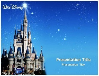 Disney PowerPoint Template | Grad School | Scoop.it