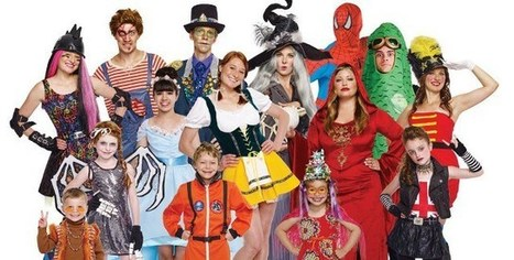 Quick Guide to Dress Up For Halloween   Fashion and Trends   Scoop.it