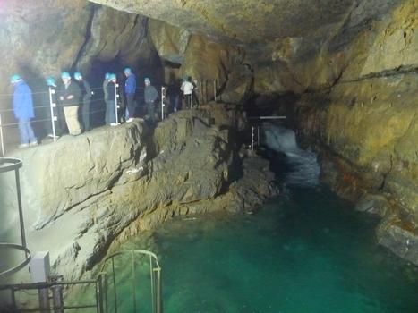 Les élus de la haute vallée d'Aure visitent le site extraordinaire de la Verna, au Pays basque|Le blog de Michel BESSONE | Vallée d'Aure - Pyrénées | Scoop.it