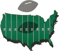 Pigskin Geography | Geography | Scoop.it