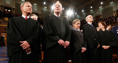 How the Supreme Court<br/> Changed America This Year | The most important Supreme Court decisions | Scoop.it