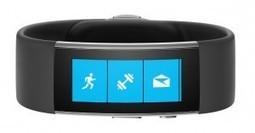 Microsoft Band 2, un bracelet connecté avec écran incurvé et de multiples capteurs - Web des Objets | Quantified Self | Scoop.it