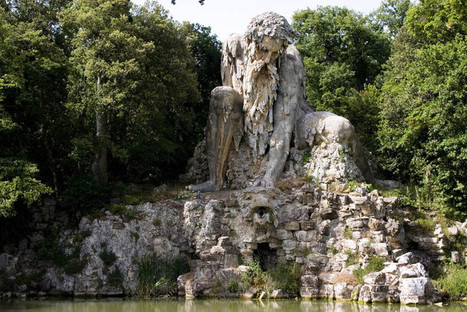Picture of the Day: The Statue of Apennine by Giambologna | rakarekodamadama | Scoop.it