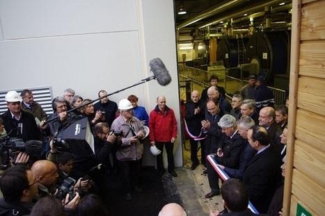 Energie | Philippe Martin inaugure la chaufferie biomasse Dalkia à ... - Zepros | Chauffage - ECS - Ventilation | Scoop.it