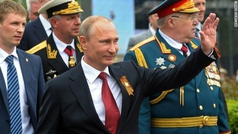 Putin arrives in Crimea for Victory Day events as deadly Ukraine clashes erupt | CNN | Scoop.it