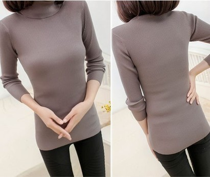 Buy Long Sleeve Knitwear Sweater For Women | Daily Deals for Kids | Scoop.it