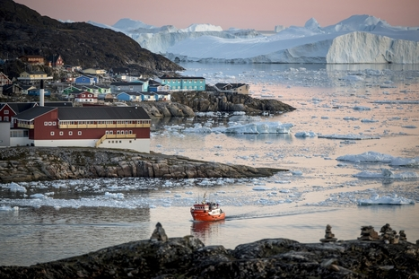 #Greenland lost a staggering trillion tons of ice in four years and no one noticed until now | Messenger for mother Earth | Scoop.it