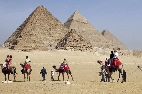 The Archaeology News Network: Russian tourists detained for filming Pyramids area | The Related Researches & News of Dr John Ward | Scoop.it