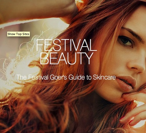 Festival Beauty Tips - Festival Beauty Essentials | Summer Beauty and Hair Tips >> REGIS | Scoop.it