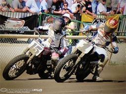 Jared & Nichole Mees Join Baker on Wrecking Crew - MotorcycleUSA.com | California Flat Track Association (CFTA) | Scoop.it