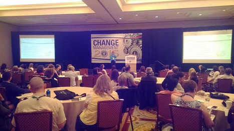 Conference Wrapup – Change Management 2015 | Innovation Change Management | Innovative Instructional Design | Scoop.it