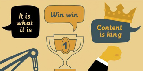Infographic: 50 Terrible Work Phrases You Need to Stop Using   Comms Savvy   Scoop.it