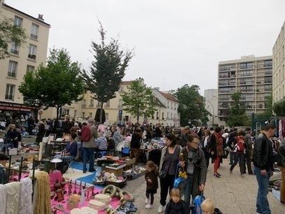 Grand vide-grenier solidaire square Pixérécourt avec l'association Ecole Fatou Kaba | Paris Est Villages | Web to Store & Fashion | Scoop.it