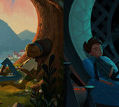 Broken Age Preview: Breaking Tradition With A Modern Adventure | Transmedia Landscapes | Scoop.it